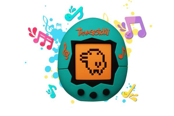 Tamagotchi wireless speaker 2