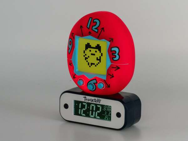 Tamagotchi Luminous Alarm Clock 4