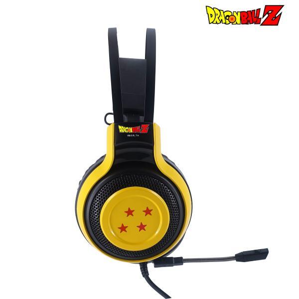 Dragon Ball Z Gaming Headphones 3