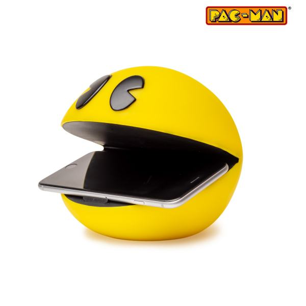 Pac-Man 3D face Wireless Charger 5