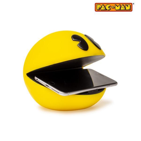 Cargador inalámbrico de smartphone Pac-Man 4
