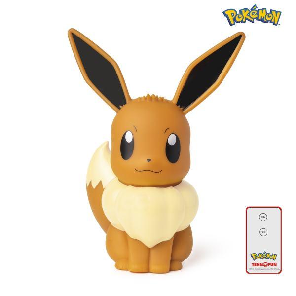 Figura Luminosa Pokémon Eevee 30cm 3