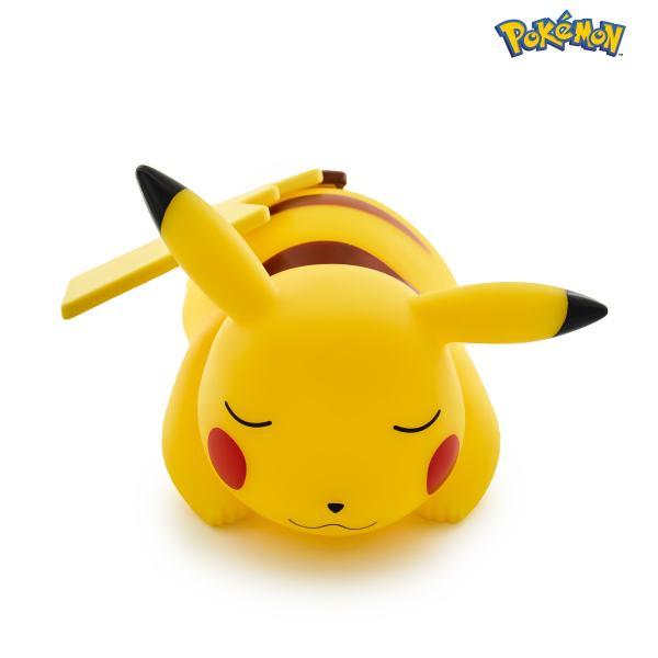 Figura Luminosa Pokémon Pikachu dormido 25cm 3