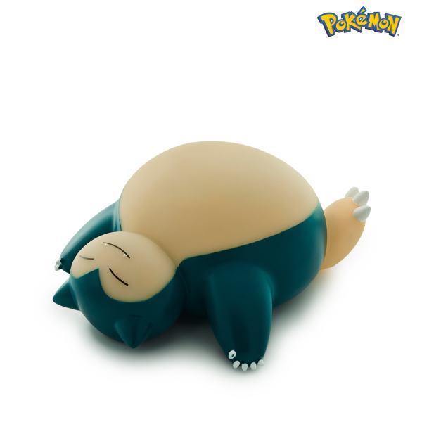 Figura Luminosa Pokémon Snorlax 25cm 4