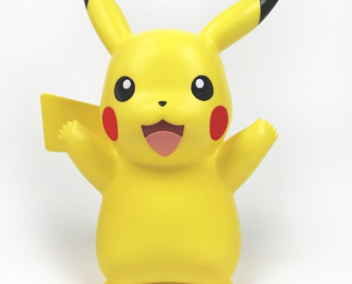 Pokémon LAMPE LED 25 CM PIKACHU HAPPY 2