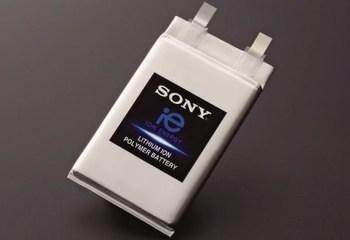 Sony'nin Yepyeni Pil Teknolojisi ile Akıllı Telefonların Pil Ömrü Uzayacak