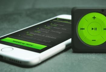 Mighty: Spotify ve iPod Shuffle'ın Enfes Birleşimi