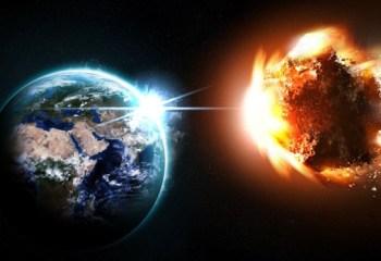 Atlas Okyanusu'na Düşen Göktaşı 13 Bin TNT'ye Eşdeğer!