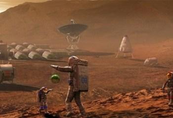 NASA ile 360 Derecelik Mars Turu Yapın