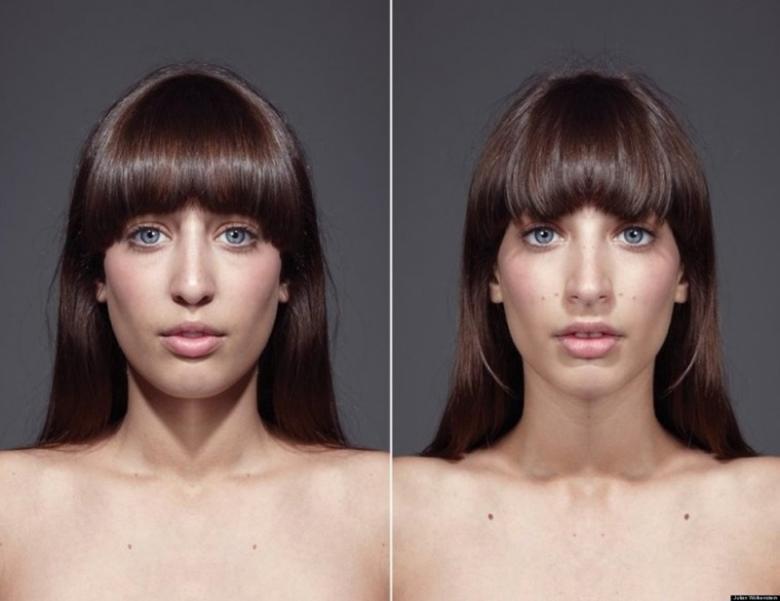 Yüzümüz Tamamen Simetrik Olsaydı