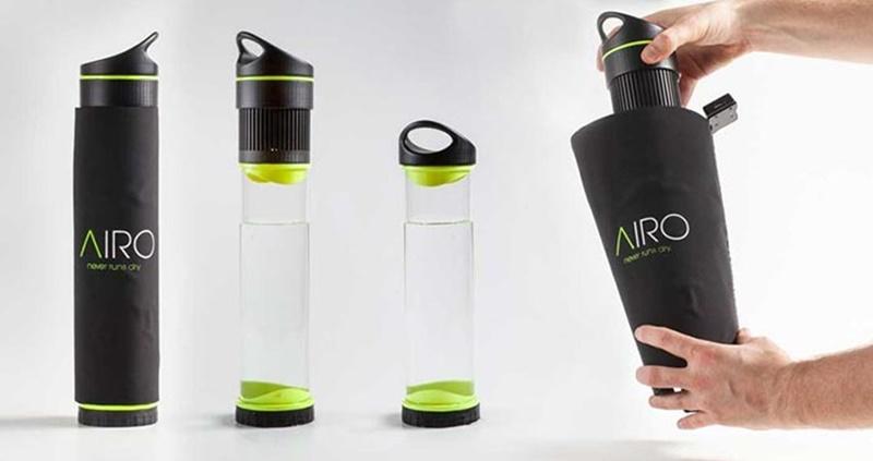 Fontus su şişesii