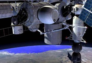 Uzayda Yaşam Testi Yapıldı!