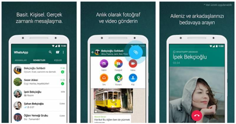 WhatsApp'a Kişiselleştirme Sunan Yeni Özellikler Eklendi