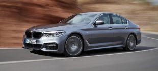 2017 BMW 5 Serisi Hakkında Merak Edilen Her Şey!