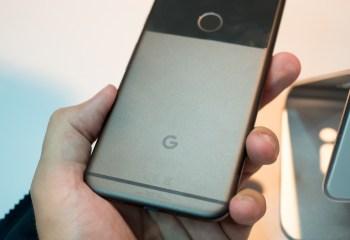 Google Pixel Dayanıklılık Testinde!