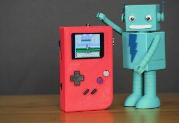 Anahtarlığınızda Taşıyabileceğiniz Mini Game Boy!
