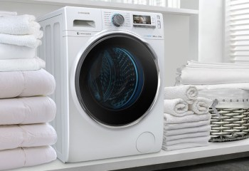 Samsung Çamaşır Makineleri Toplanıyor!