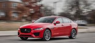 Güncellenen Jaguar XE 2020 Özellikleri