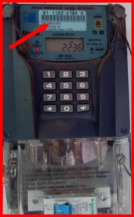 Contoh Nomor Token Listrik : contoh, nomor, token, listrik, Mengetahui, Nomor, Token, Listrik, Meteran, Rumah, Teknogress.com