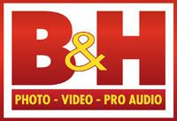 Image of B and H Logo