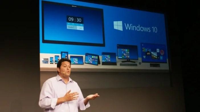 Windows 10 Itatumika Kwenye Vifaa vya Aina Zote -Simu, Tableti, Kumpyuta n.k