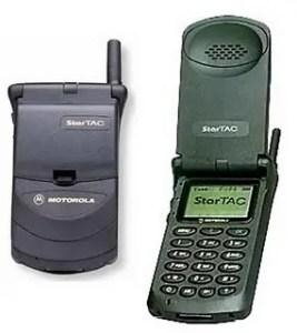 Motorola ndiyo ilikuwa kampuni ya kwanza kutengeneza simu ya mkononi iliyouzika kwa wingi zaidi: StarTAC