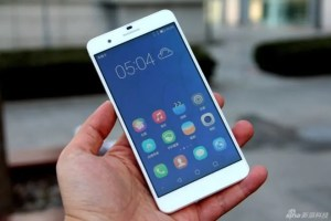 Android iliyozoelewa na wengi huonekana kama hivi.