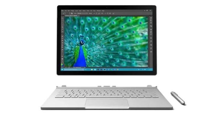 Surface Book pia inakuja na pen spesheli kwa ajili kutumika kwenye kioo chake mguso (touch screen)