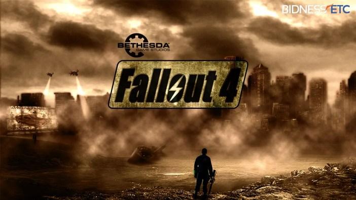 Gemu Kutoka Bethesda 'FallOut 4'