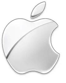 Logo Ya Tatu Ya Kampuni La Apple Kuanzia Mwaka 2002 Mpaka 2007