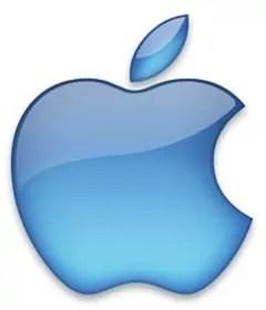 Logo Ya Tatu Ya Kampuni La Apple Kuanzia Mwaka 1998 Mpaka 2002