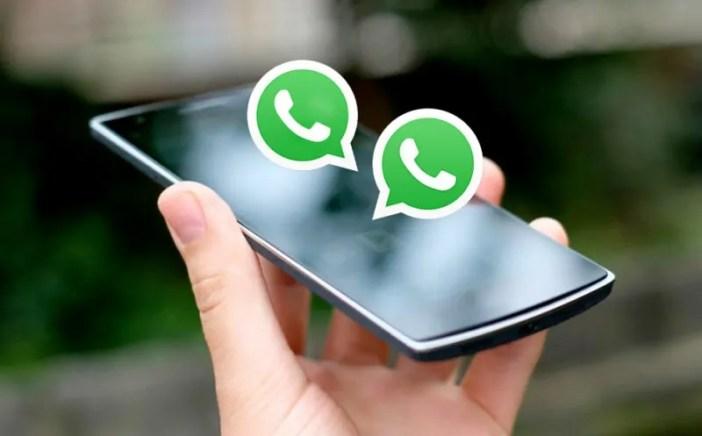 WhatsApp Mbili Katika Simu Moja Ya Android