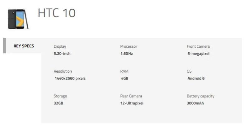 HTC 10: Toleo jipya la simu janja kutoka HTC! #Uchambuzi