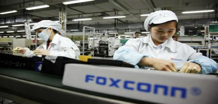 foxconn Apple