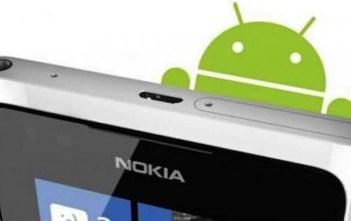 Nokia kuja na simu