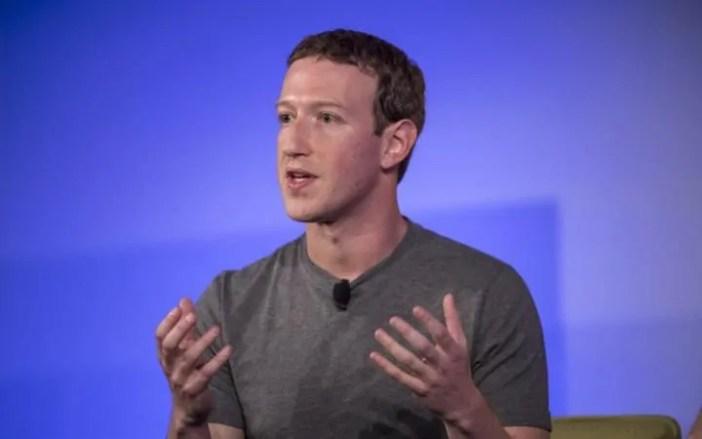 Mark Zuckerberg akizungumza katika mkutano wa Techonomy-California.