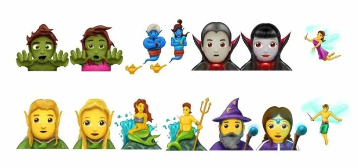 emoji mpya