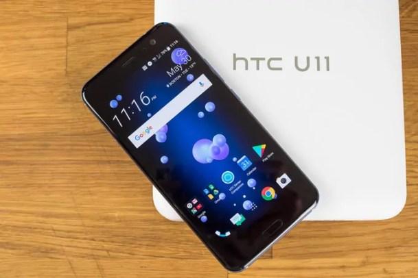 Simu ya HTC-U11 HTC Kuuza kwa Sehemu au Kampuni yake Yote