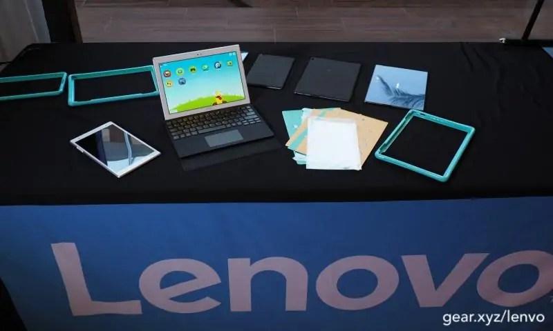 Lenovo yazindua tabiti (tablet) nne kutoka familia moja kwa mkupuo