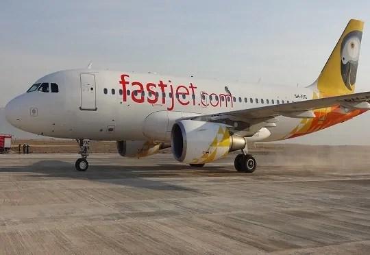 FastJet kupata ndege mpya, Embraer E190. Ifahamu Zaidi