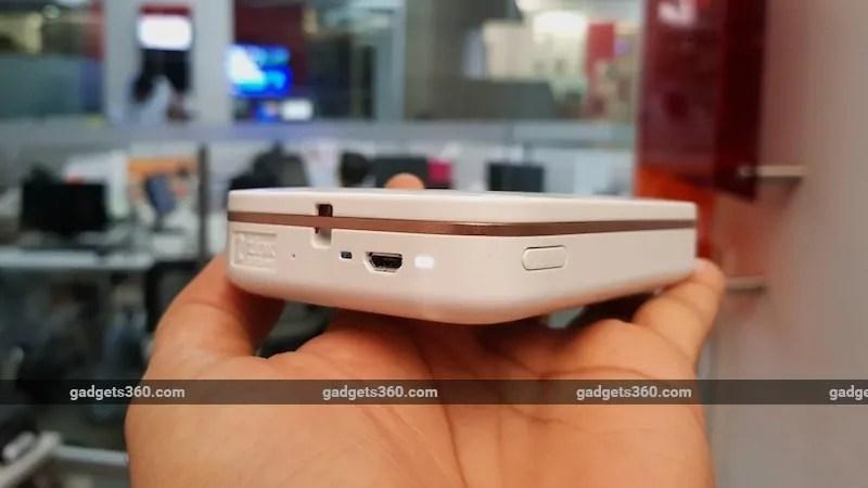 HP yatoa printer ndogo inayoenea kwenye kiganja cha mkono #Teknolojia