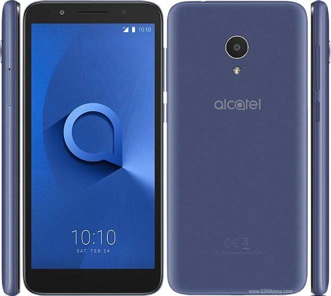 Alcatel 1X: Simu janja ya kwanza kutumia Android Go