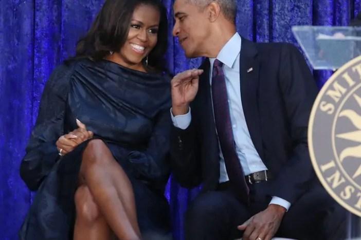 Obama na mkewe wapo kwenye mazungumzo na Netflix