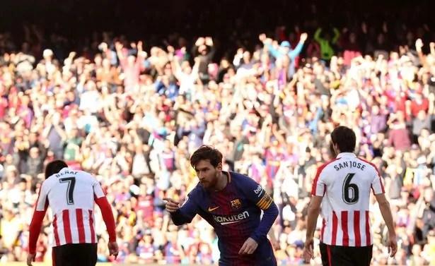 Wanasayansi: Goli la Messi lina uwezo wa kutikisa jiji zima la Barcelona