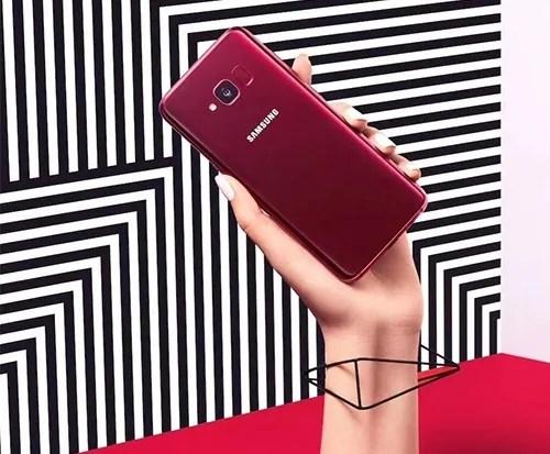 Samsung S8 Lite