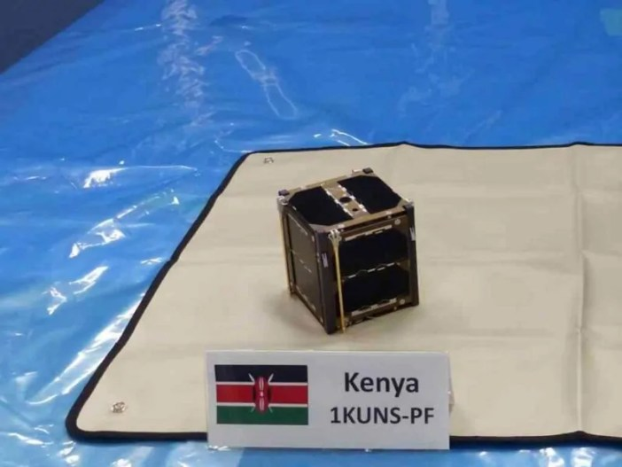 Kenya kurusha Satelaiti