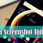 Cara Screenshot Infinix