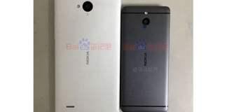 Nokia Baru Bercasing Metal