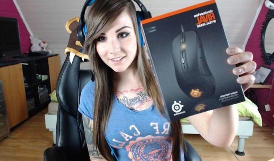 Miss Rage Daftar Gamer Wanita Cantik Yang Terkenal di Dunia
