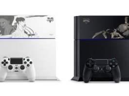 PlayStation 4 Street Fighter 5 Edition